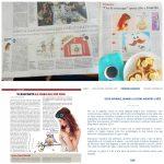 Articoli e interviste sul mio progetto