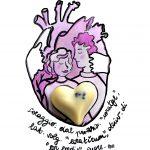 Per pesare il cuore con entrambe le mani ci vuole coraggio (non solo in amore).