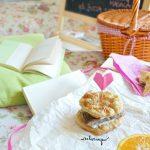 Focaccina burger all'arancia | Picnic a letto