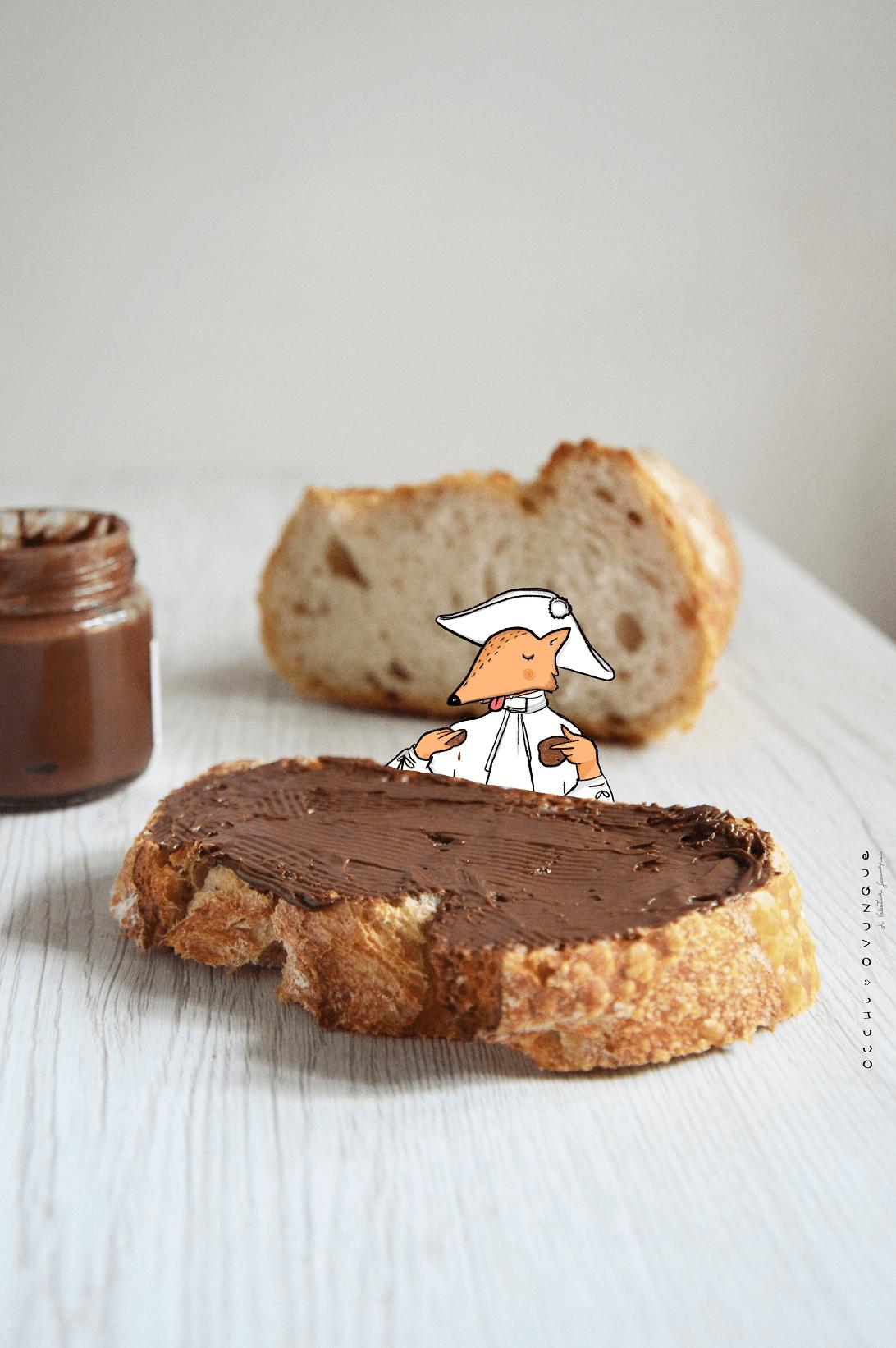 crema di nocciole e cacao fatta in casa nuts cream